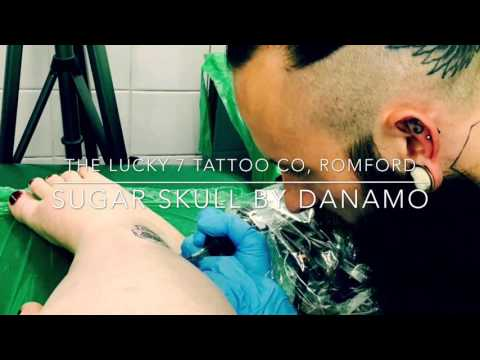 Lucky 7 Tattoo Co, Romford - 2016 Cancer Charity Fundraiser