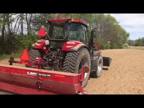 Brillion Seeding Alfalfa Barenbrug Hybrid Alfalfa Grass Mix With Case Farmall Fendt Jcb