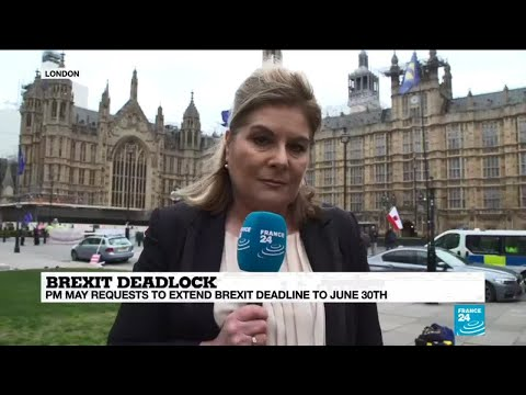 """Brexit deadlock: """"This government is in absolute crisis,"""" says British MP"""