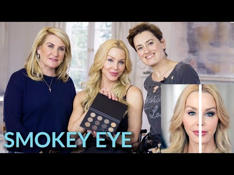 Makeup Chair Chit Chat: Day To Evening Makeup In One Easy Step