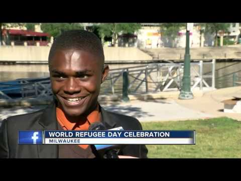 Local org hosts World Refugee Day celebration