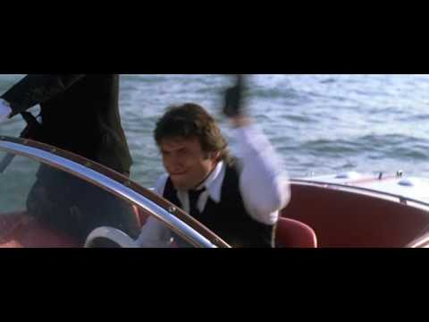 Awesome 007 Moonraker Hoverboat scene