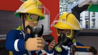 Sam el Bombero en Español 🌟Entrenamiento de bombero de Sam 🔥 Dibujos animados para niño