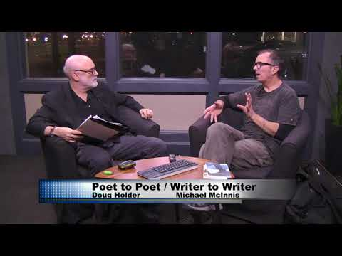 Doug Holder Interviews  poet/writer  Michael McInnis Publisher of Nixes Mate