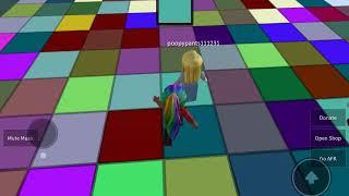 ¡Jugando a [Trails] Color Craze en Roblox! [Alcanzado el nivel 100]