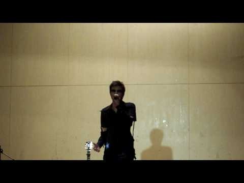 Spread Your Fire -趙恆祥 @2010中國醫英文歌唱比賽決賽