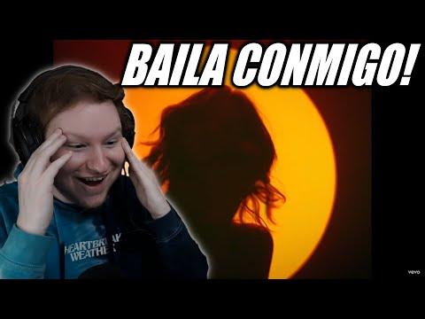 Selena Gomez, Rauw Alejandro - Baila Conmigo (Premio Lo Nuestro Performance) REACTION!!!
