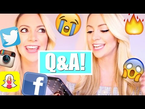 Q&A: Shy Guys | My Hair | LGBTQ Dating | Younger Guys | Parents Won't Let Me Date | Confidence