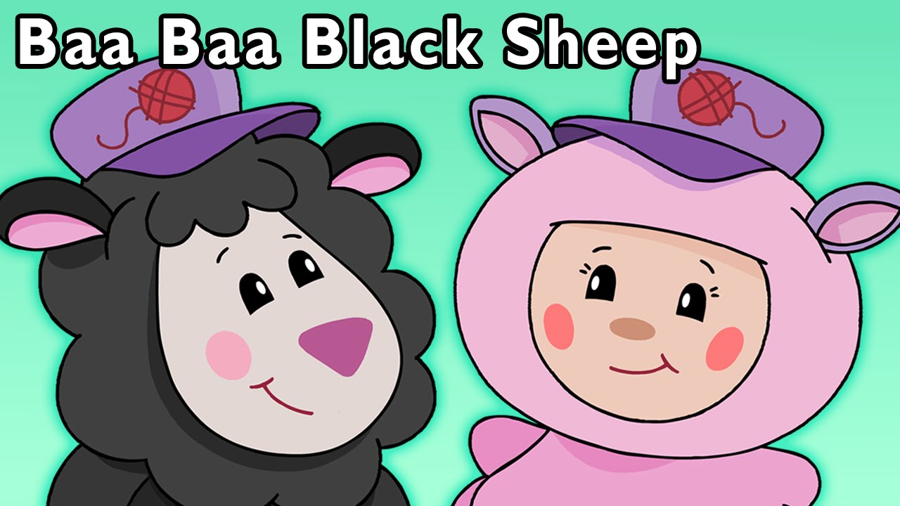 W Is For Wool Baa Baa Black Sheep And More Baby Songs