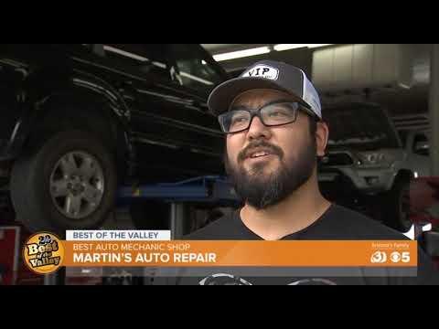 Martins Auto Repair >> Martins Auto Repair 2019 Best Of The Valley Auto Mechanic Shop