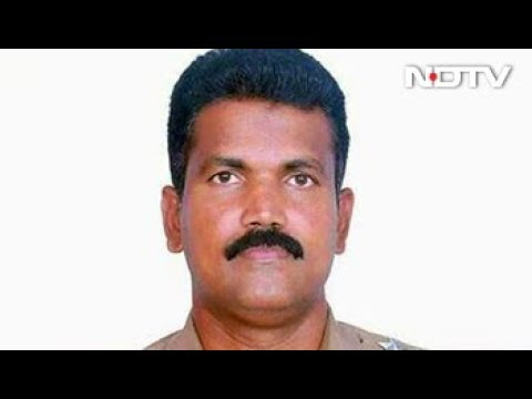 Chennai Cop Shot Dead While Chasing Suspected Robbers In Rajasthan