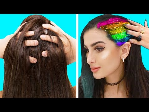 AMAZING HAIR HACKS that actually WORK