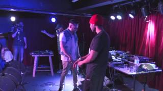SPILLAGE vs Z-MAN - Final - 2014 Australian Beatbox Championship