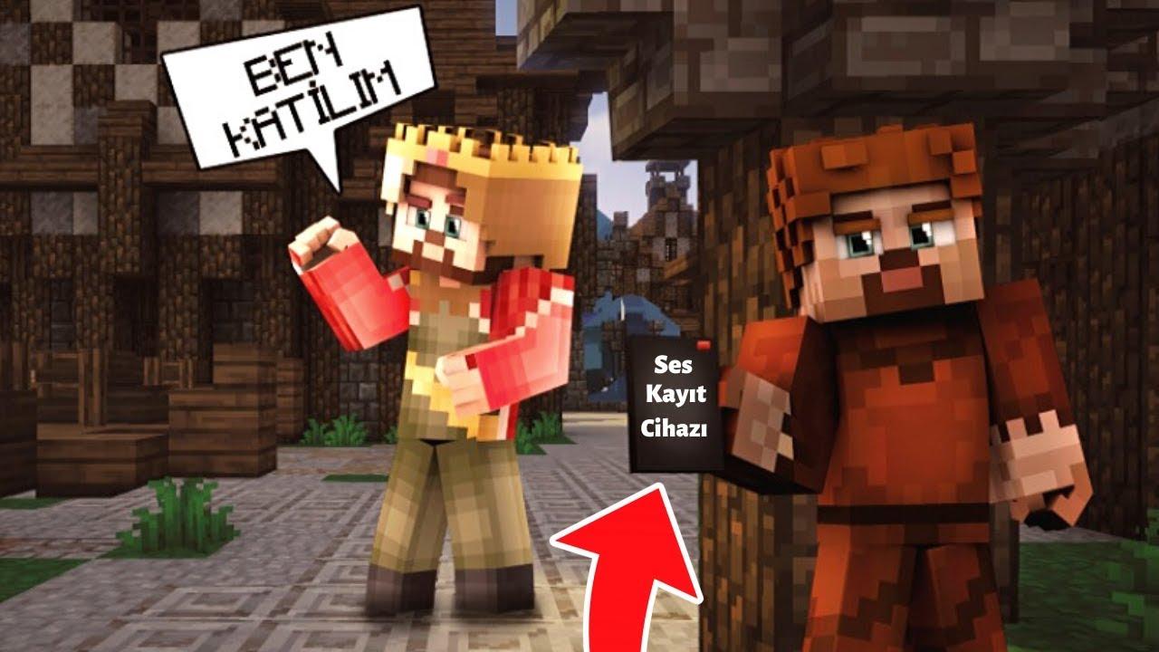 FAKİR ZENGİNİ SES KAYDINA ALIYOR! ???? - Minecraft