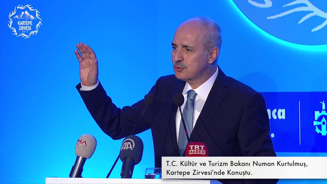 Numan Kurtulmuş Kartepe Zirvesi 2017-10