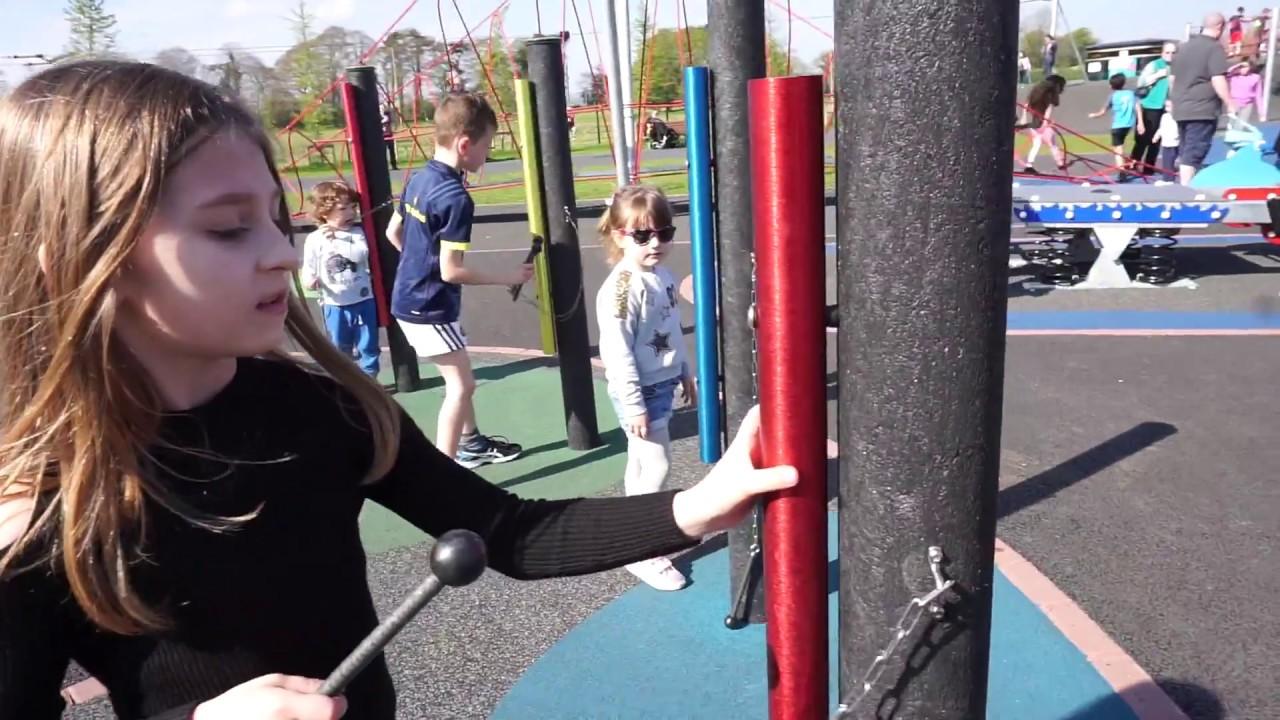 BELLS RINGING – at the Playground