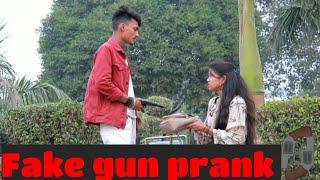 Fake Gun Prank  Prank Gone Emotional Arun Rathore