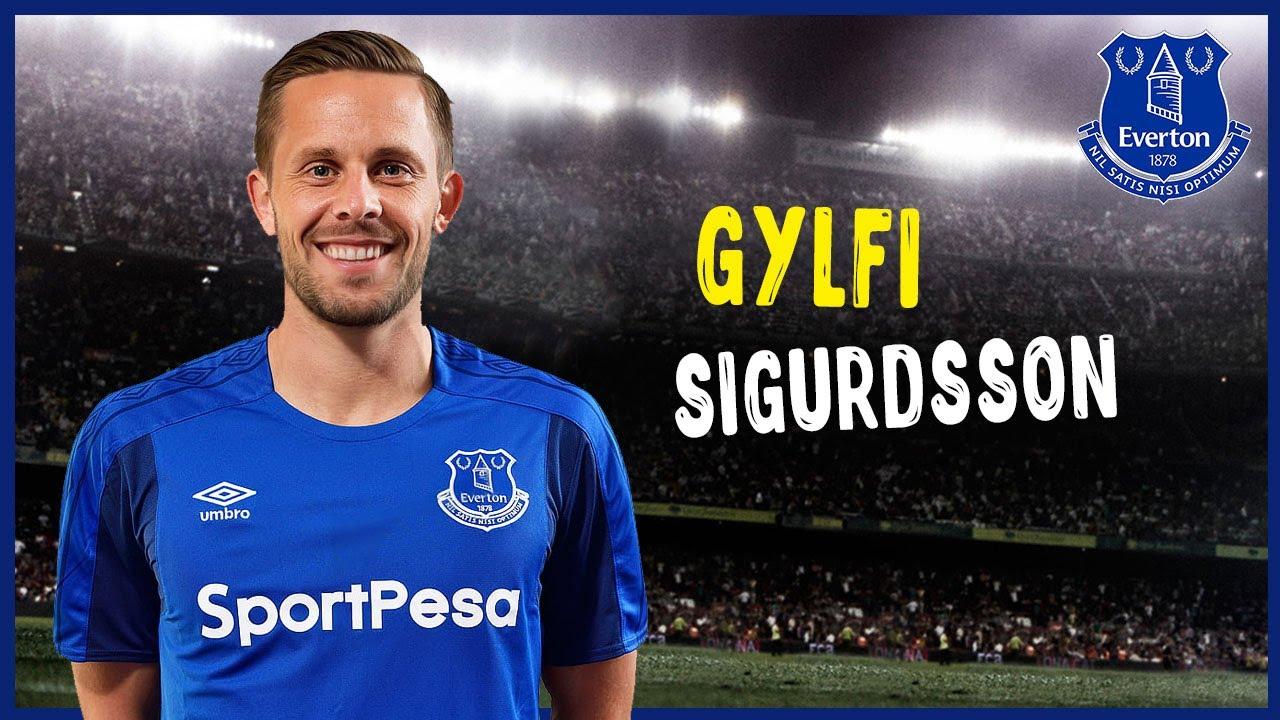 28+ Fakten über Everton Sigurdsson? Gylfi began his ...