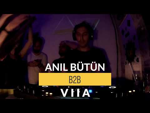 Up Shot Bar Live Sessions #015 - VIIA (b2b) Anıl Bütün