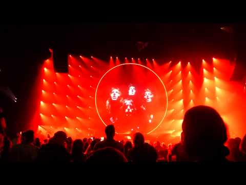 Queen+Adam Lambert - Bohemian Rhapsody - The Forum, Los Angeles 2014/07/03