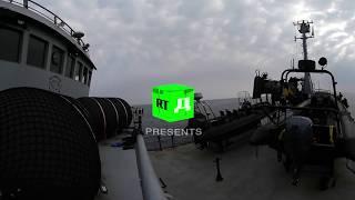A 360 virtual tour of the Bob Barker ship