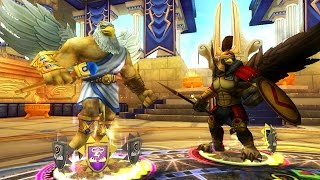 Wizard101: Zeus Exalted Challenge thumbnail