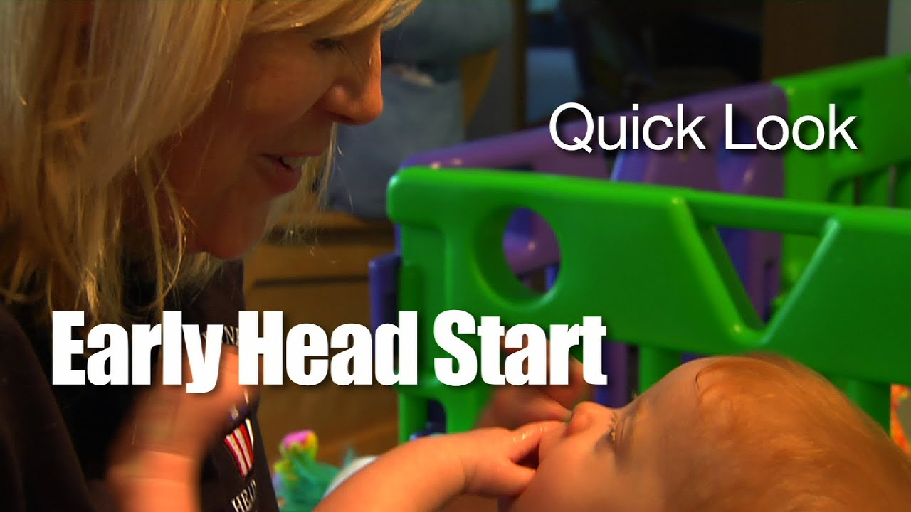 Quick Look: Early Head Start - YouTube