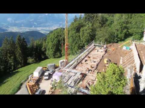 Magic Mountain Athletic Center (MMAC) ConstructionTimelapse