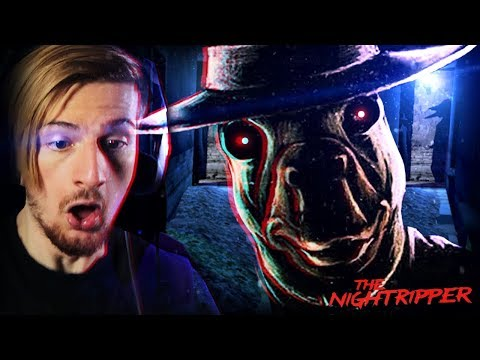 WHY YOU SHOULDN'T WALK ALONE AT NIGHT. || Night Ripper (Puppet Combo Horror Game)