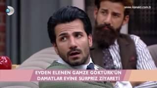 Gamze Göktürk Adnan'a öyle Birșey Dedi ki Bir Daha Konușamadı