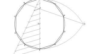 Método general para dibujar polígonos inscritos en circunferencias