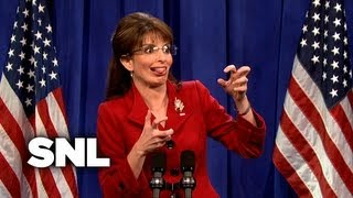 Gov. Sarah Palin's Press Conference - SNL