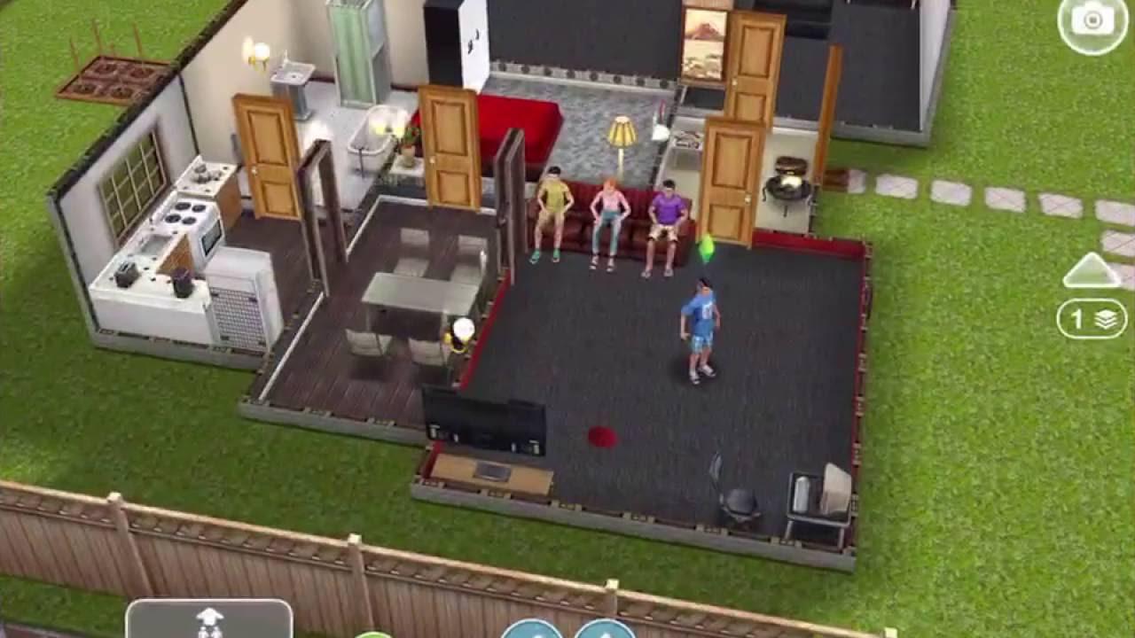 Niedlich Sims Freeplay Auf Dem Computer Ideen - Schaltplan Serie ...