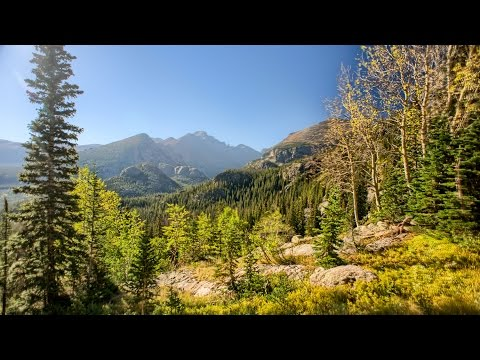 Rocky Mountain National Park (Colorado) Backpacking - Grand Lake CDT Loop - September 2016