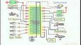 ecm circuit & wiring diagram - youtube on 1994 hyundai excel wiring  diagram, 2005 hyundai