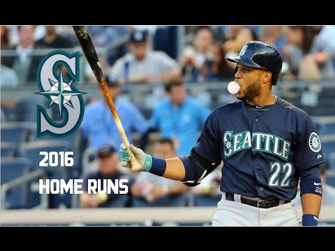 Robinson Cano | 2016 Home Runs