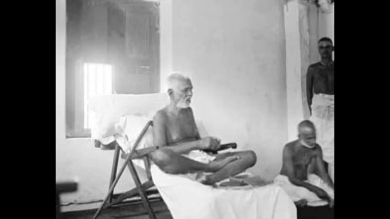 Ramana Leela  Telugu-17 రమణ లీల- కృష్ణ భిక్షు- 17 వ భాగము