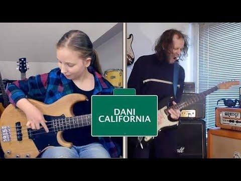 Dani California - Collaboration Bass and Guitar Cover 1
