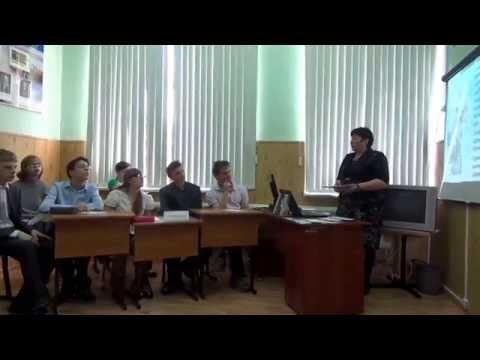 Мероприятие по профориентации старшеклассников «Вернисаж профессий»