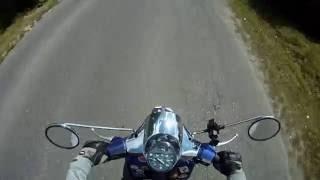Vespa free riding