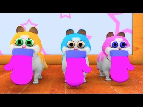 Top 25 Nursery Rhymes  Kindergarten Nursery Rhymes & Songs for Kids  Little Treehouse S03E13