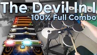 Slipknot The Devil In I 100 FC Expert Pro Drums RB4