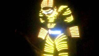 Ekoparty 2011 - Show de Nitroman
