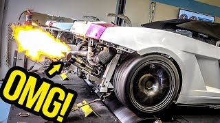 Download My Cheap Lamborghini Chases BIG POWER On The Dyno (And It Sounds INSANE!) Mp3 and Videos