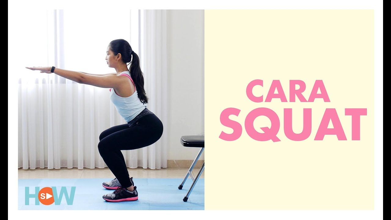 4 Manfaat Menakjubkan Olahraga Squat pada Tubuh Wanita