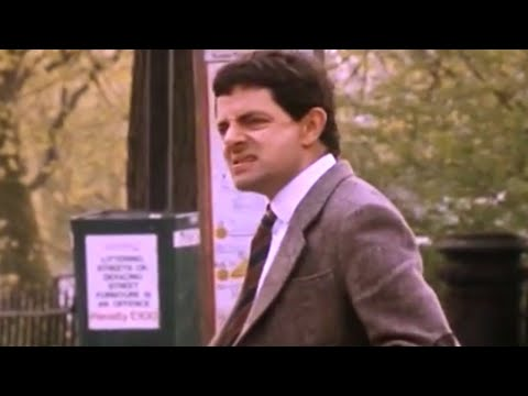 Mr Bean Rides Again | Episode 6 | Original Version | Mr Bean Official