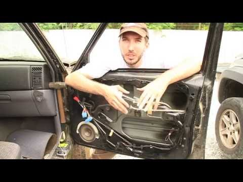 How To Remove/Replace A Window Regulator