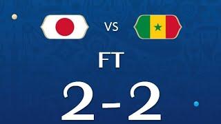 Japan v Senegal - 2018 FIFA World Cup Russia™ - Match 32 highlights