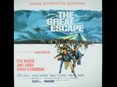 Elmer Bernstein - Main Title (The Great Escape OST)