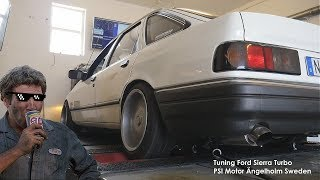 Tuning Ford Sierra Turbo